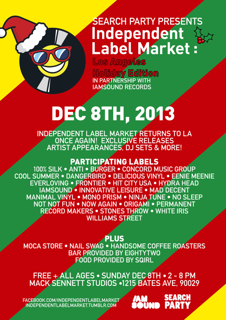 December 2013 Flyer