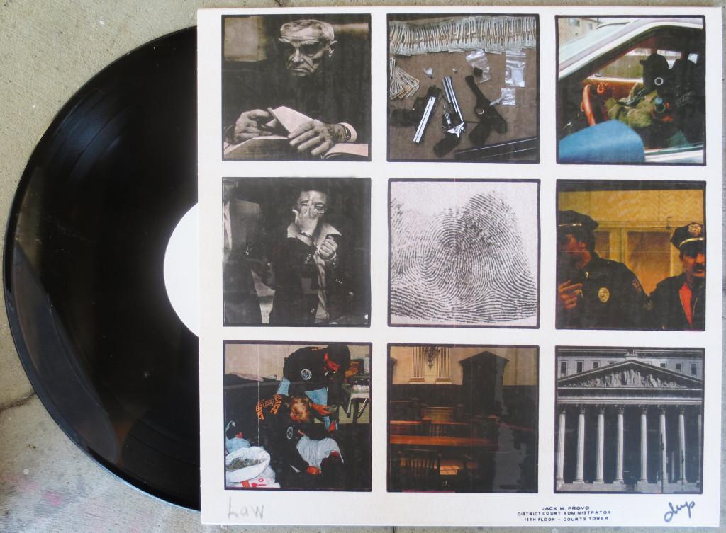 NNF313 vinyl B